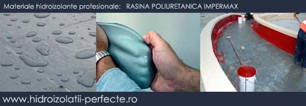 Rasina poliuretanica IMPERMAX