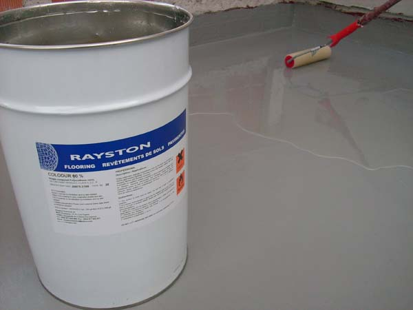 Rasina poliuretanica Impermax hidroizolatii terase, pardoseli baie, rezervoare de apa, iazuri